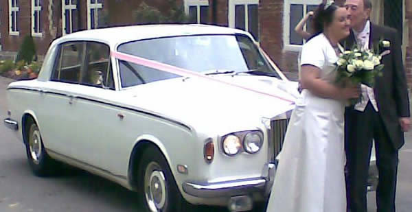 Finesse wedding cars Bexleyheath Rolls Royce 5